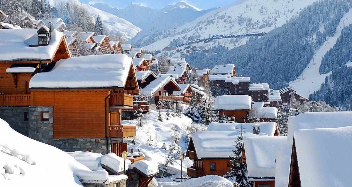 Avantages de la station de ski de Méribel