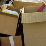 Les cartons de déménagement demandent une vraie attention