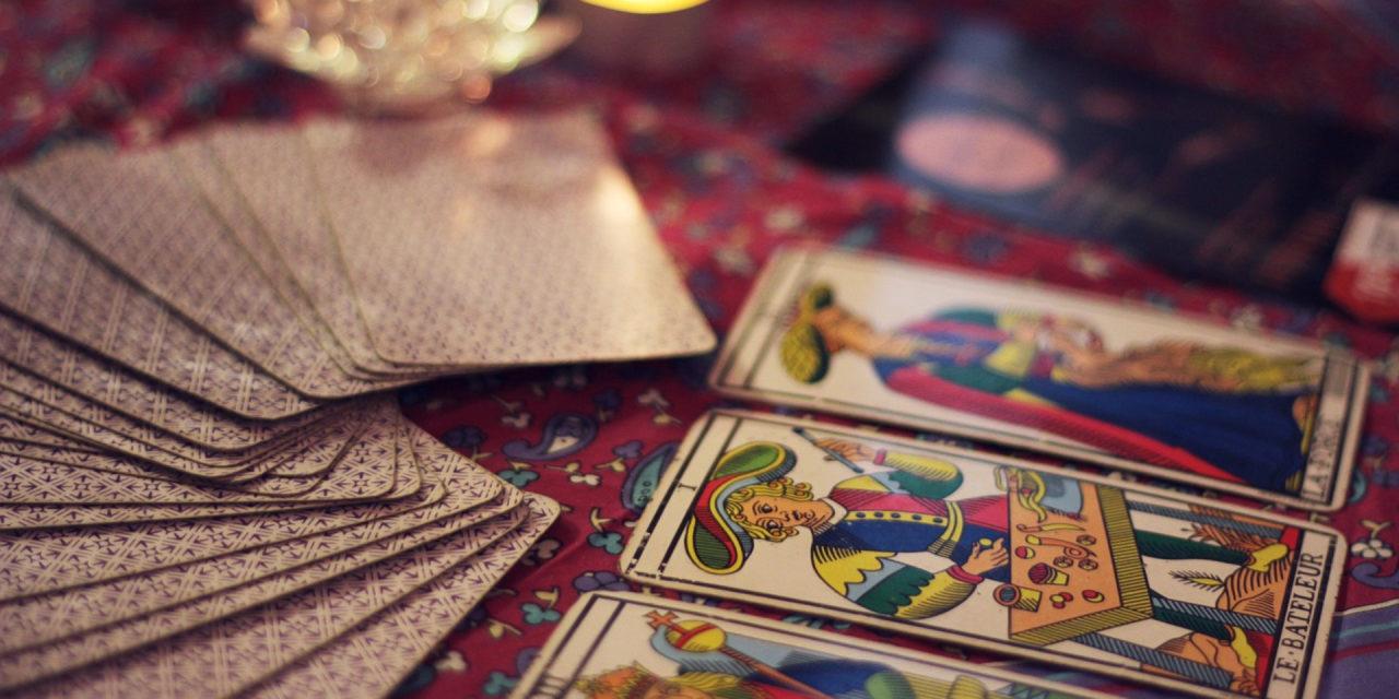 A la découverte des jeux de tarot