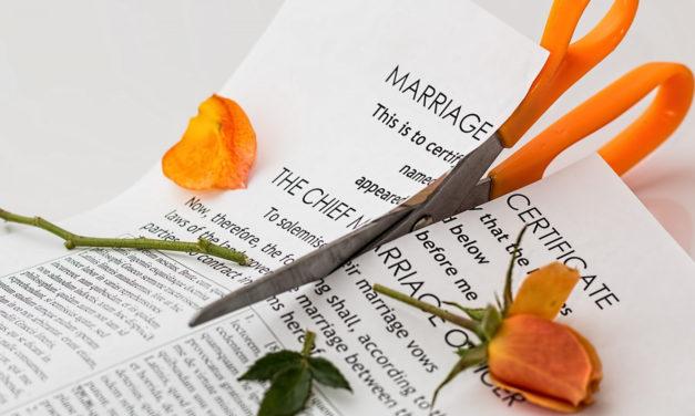 Combien coûte un divorce par consentement mutuel?