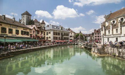 Tourisme et économie de la ville d'Annecy