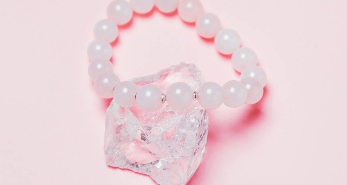 Des bijoux en quartz pour vos moments forts